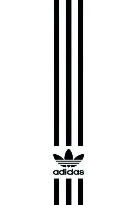 Logo Adidas iPhone Wallpaper Design With high-resolution 1080X1920 pixel. You can set as wallpaper for Apple iPhone X, XS Max, XR, 8, 7, 6, SE, iPad. Enjoy and share your favorite HD wallpapers and background images